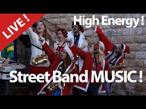 Brass Band ! New Orleans ! Trumpet ! Trombone ! Saxophone ! Tuba ! Bass !Drums ! Brassens !