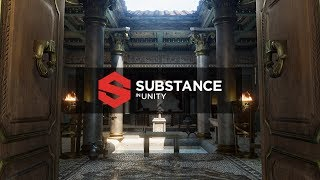 Substance in Unity - May 2018 Plugin Update Walkthrough