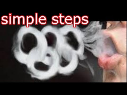 How To Blow THE BEST Smoke Rings-EASY