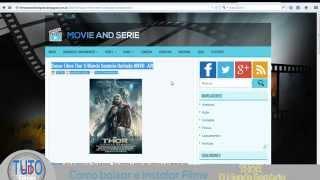 TUTO Filmes HD: Como Baixar o Filme THOR 2 O Mundo Sombrio RMVB e AVI