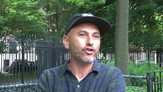 The New York Hardcore Chronicles 10 Questions w/ Sammy Siegler (Judge / Shelter / Youth Of Today)