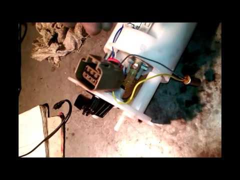 Daewoo Gentra Ravon Gentra Лампа резерва топливо, лечим датчик