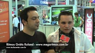 ROLAND MEGA RITMOS BRASILEIROS ARRANJADOR BK-5