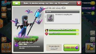 NMT| Clash of clans| Thử thách đánh chay phù thủy lv16