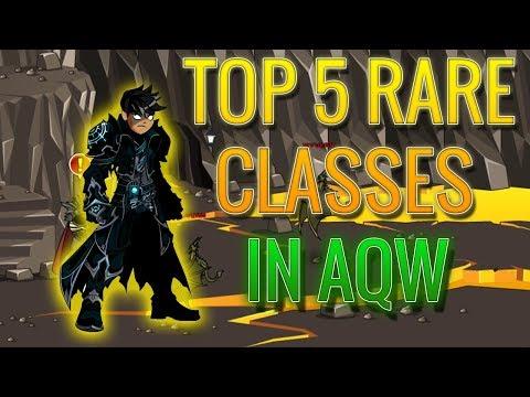 Top 5 RARE