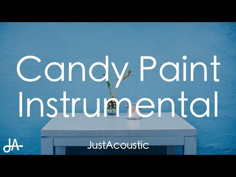 Candy Paint - Post Malone (Acoustic Instrumental)