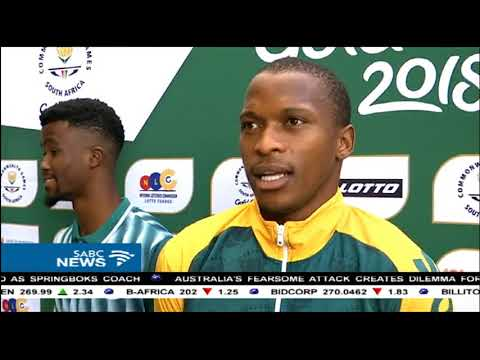 SASCOC unveils new kit for SA athletes