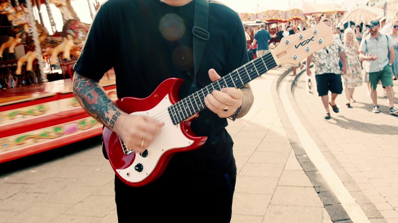 VOX SDC-1 mini - Mini-E-Gitarre für's Reisegepäck thumbnail