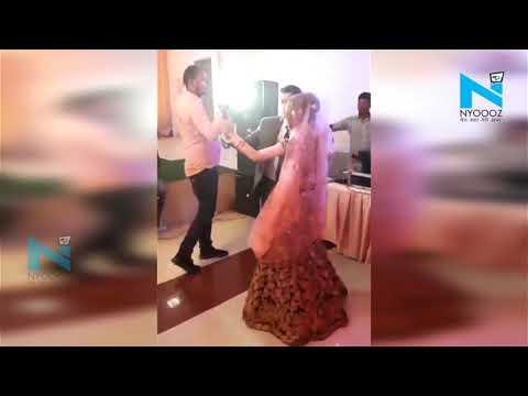 Dehradun के Martyr Major Vibhuti Dhaundiyal का पत्नी Nikita Kaul के साथ डांस का वीडियो हुआ वायरल