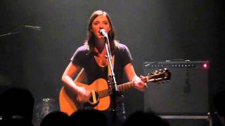 "Sharon Van Etten - ""Your love is killing me"" FIRST TIME LIVE (Paris 1st oct. 2012)"