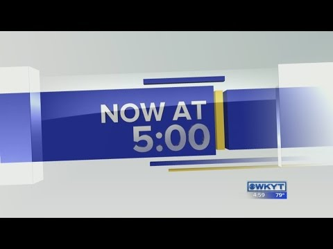 WKYT News at 5:00 PM 5-26-16