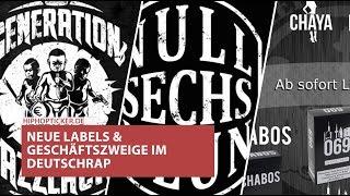 Generation Azzlack, 069, SUCKIT etc.: Neue Labels & Geschäftszweige im Deutschrap