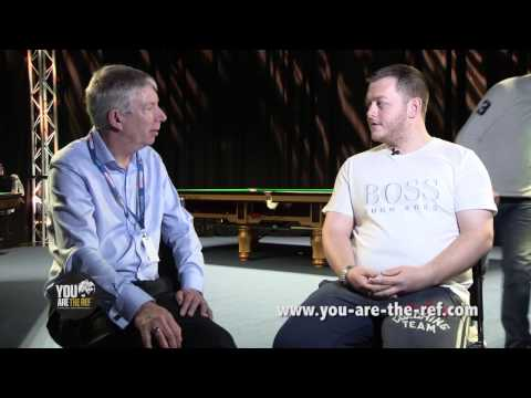 Interview: Snooker player Mark Allen | You Are The Ref