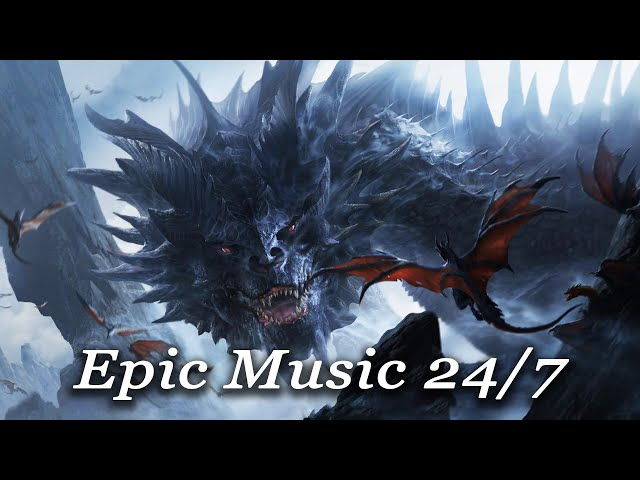 Epic Music Radio 24/7 | epic battle music, powerful music, emotional music | beats to game/relax...