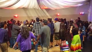 Albuquerque Community Round Dance April 27 2018 Clip 23