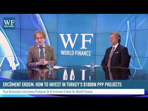 """Türkiye'nin projeleri """"World Finance"""" kanalında değerlendiriliyor (HD)"""