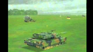 M1 Tank Platoon 2 - EPK