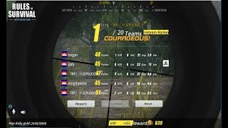 Subscribe for more Rules of Survival, and other Battle Royale compu...