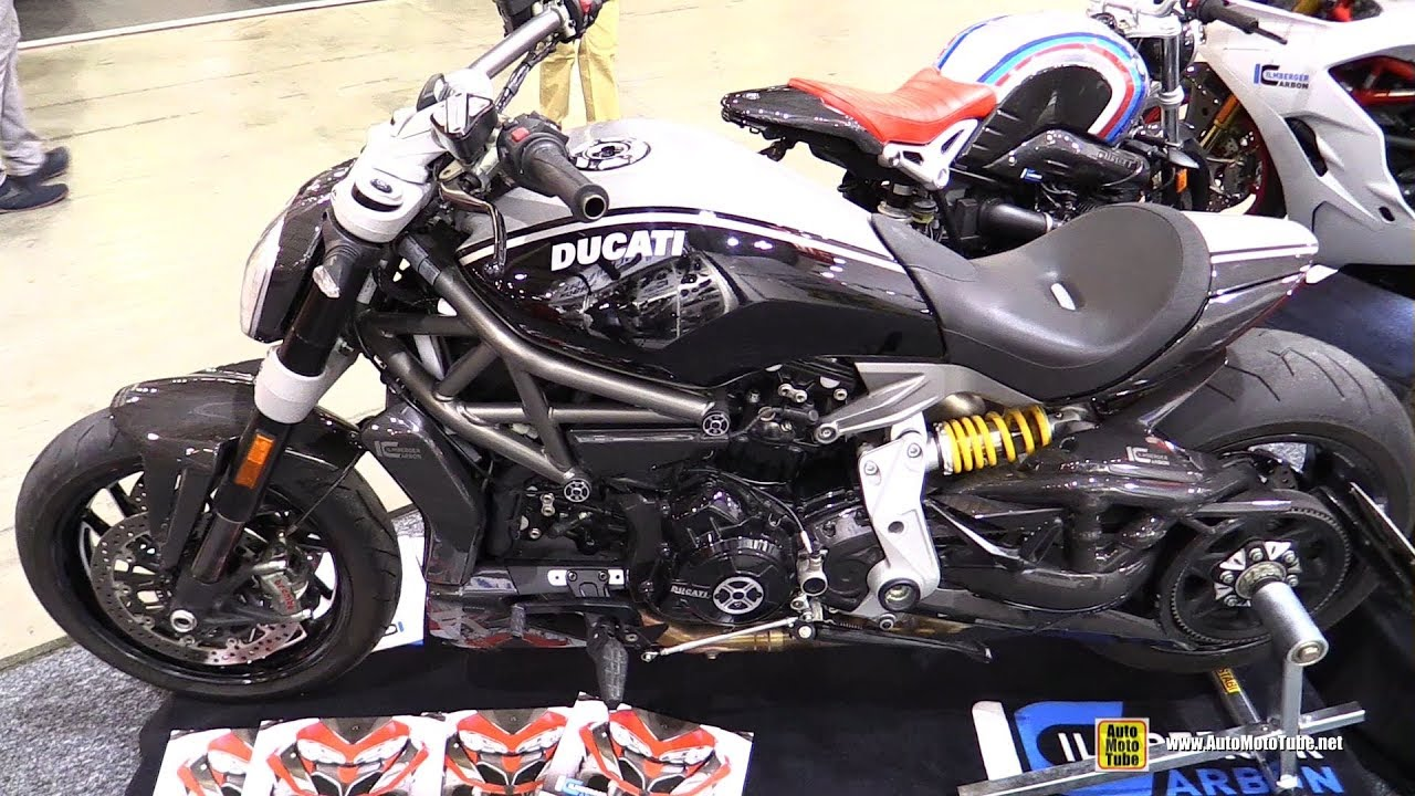 2018 ducati xdiavel ilmberger carbon customized. Black Bedroom Furniture Sets. Home Design Ideas
