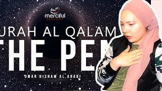 Download Lagu ICELANDIC GIRL REACTS TO SOUL TOUCHING QURAN RECITATION | THE PEN | SURAH AL QALAM | BY OMAR HISHAM mp3