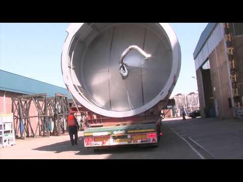 Bolk Transport - Beertanks to Germany