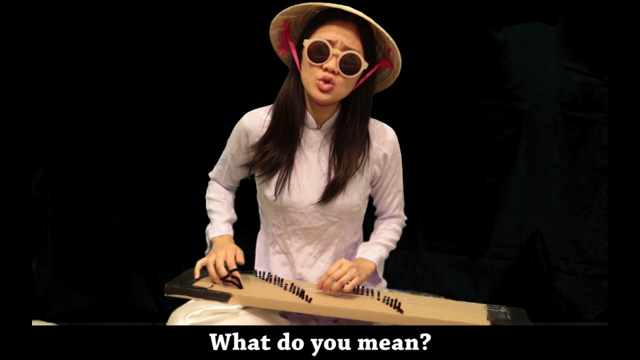What Do You Mean by Justin Bieber – Vietnamese Style by Chị Kayla