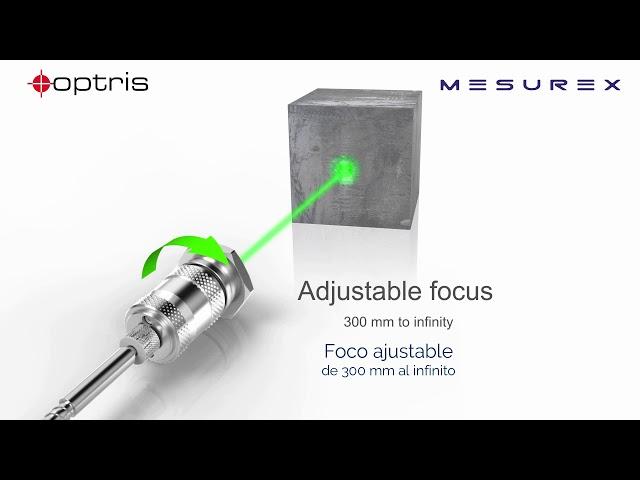 Pirómetro CTratio | Medición de alta temperatura en metales
