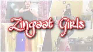 Zingaat | Dhadak | Dance Cover | SJS Girls