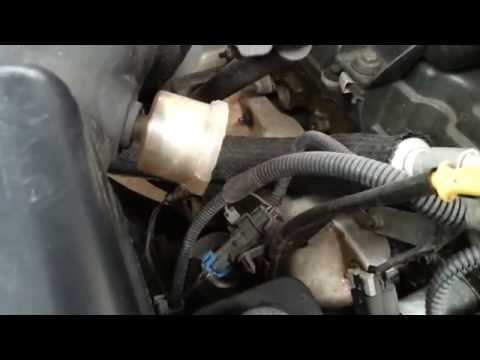 Rod bearing noise - Trailblazer
