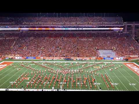 Rico - University of Texas Band Tribute to SELENA!