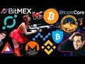 SEC Launches FinHub for ICOs | BitMEX vs Bitcoin Core 🔥 Flamethrowers 🔥 BitGo $XMR