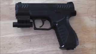 Umarex XBG Co2 Pistol Review