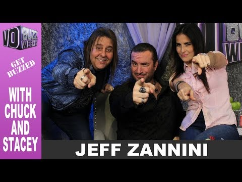 Jeff Zannini PT2 - #1 Comic-Con Voice Over Booking Agent & Creator Of Twisted Toonz