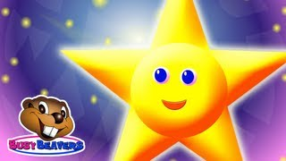 Twinkle Twinkle Little Star - Nursery Rhymes Lullaby