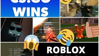 BEST OF [Hors REC 🔴] (CS/ROBLOX) Wins&Fails