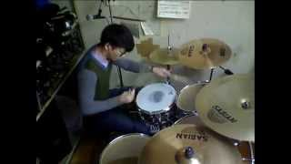 Telecastic fake show/凛として時雨 Drum Cover by Sei.