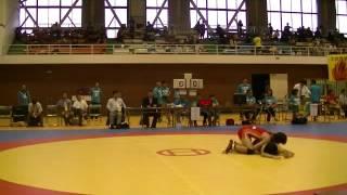 平成26年度全日本女子オープン選手権【中学52kg級決勝】