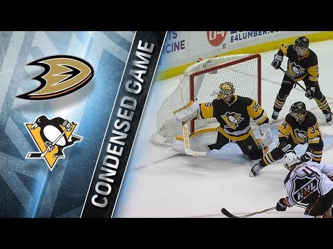 Anaheim Ducks vs Pittsburgh Penguins - Dec.23, 2017 | Game Highlights | NHL 2017/18. Обзор матча