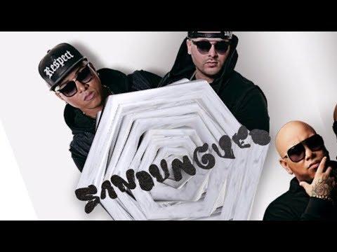 Clandestino y Yailemm feat Alexio la bestia - Sandungueo