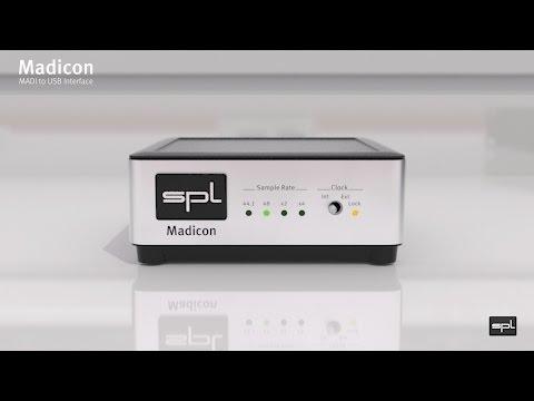 Madicon MADI to USB Interface Introduction