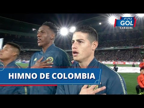 En Yokohama, A 14 Mil Kilómetros De Distancia El Himno De Colombia Retumbó | Gol Caracol