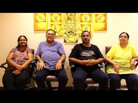 Happy guests from Dubai and Muscat, Oman shares their experience about Nimba