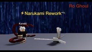 Narukami Rework Cuk Bá but into chicken | ROBLOX-Ro Ghoul
