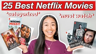 25 Best Netflix Movie Recommendations: By category (part 1)