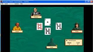 Hoyle Classic Card Games 1997 - Euchre