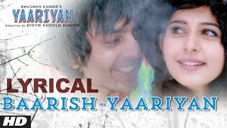 baarish-yaariyan-al-himansh-kohli-rakul-preet-movie-releasing-10-jan-2014