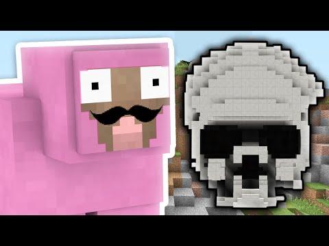 SECRET PIRATE ISLAND!! | Minecraft