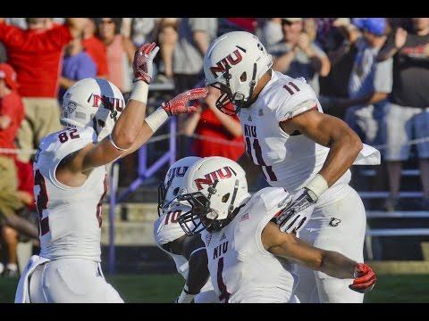 "Northern Illinois Huskies Football Pump-Up 2016-17 - ""Can"