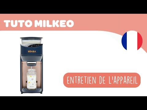 Préparateur de biberons Milkeo night blue vidéo