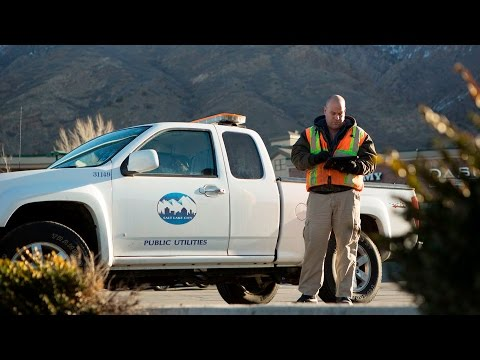 ArcGIS Online Case Study: Public Utilities - Salt Lake City, Utah